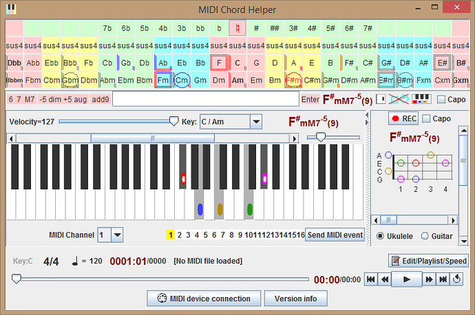 Ideas For Developing The Ability To Hear Chord Progressions By Ear